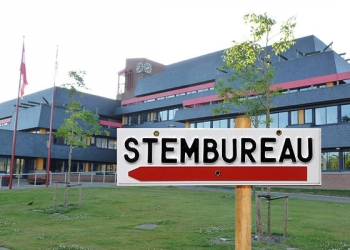 Informatie over stemmen voor referendum van 6 april