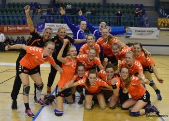 WK Scholenhandbal Blog 4: We zitten in de kwartfinale