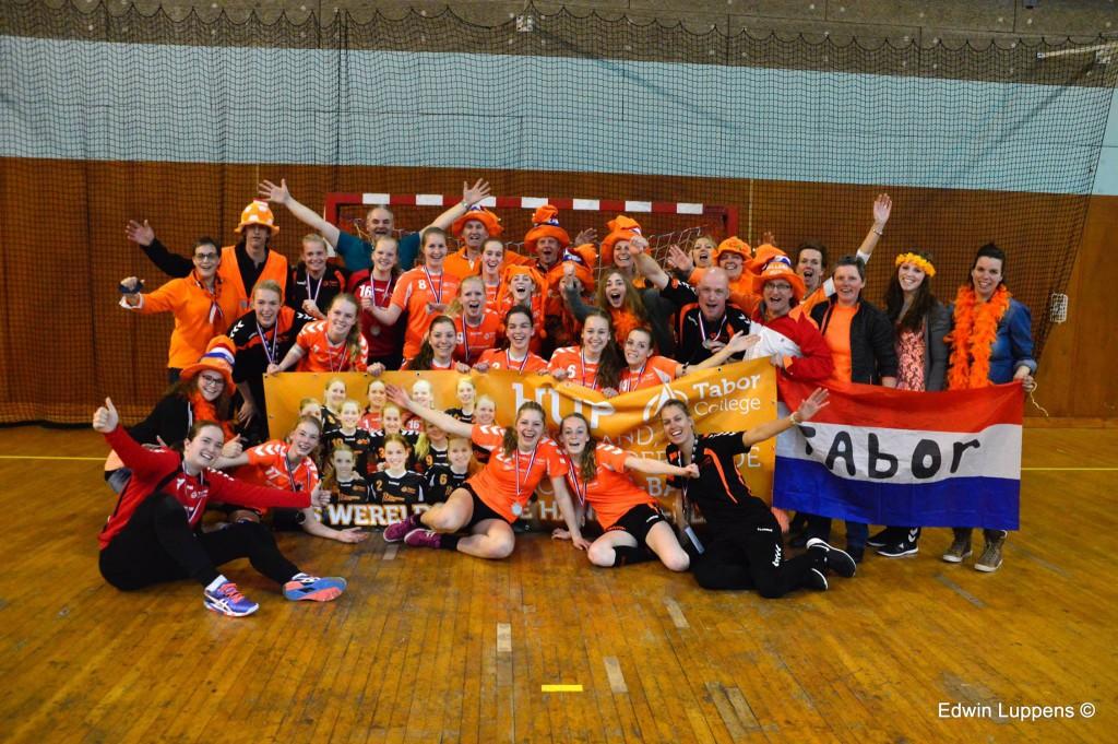 WK Scholenhandbal blog 8: 7e van de wereld!