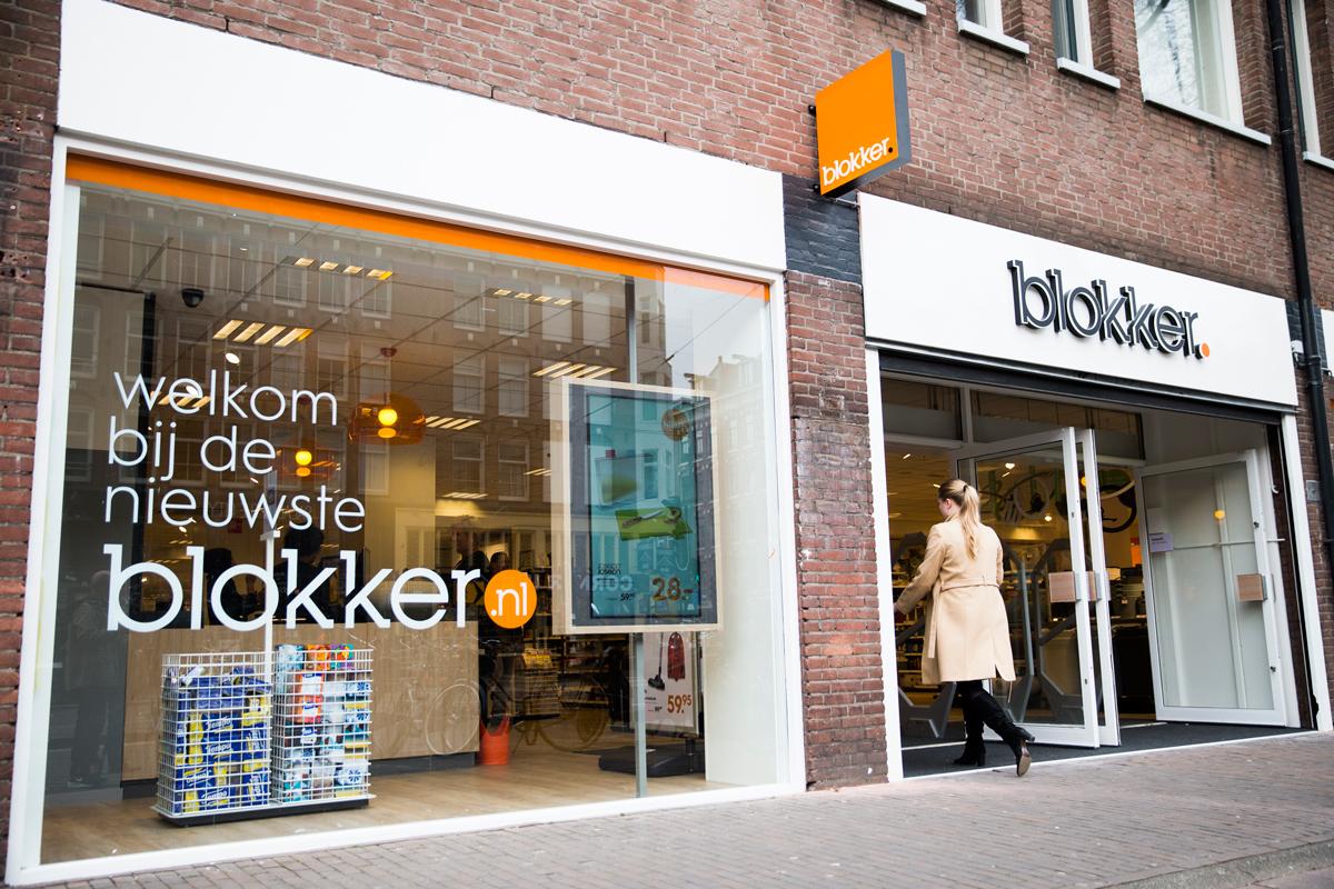 'Nieuwe' Blokker kost 390 arbeidsplaatsen
