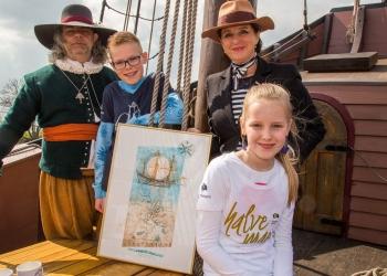 Kinderactiviteiten met Museumweek bij Halve Maen