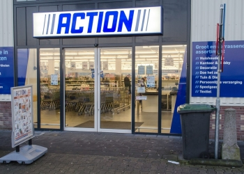 Action groeit internationaal door in omzet, winkels en personeel