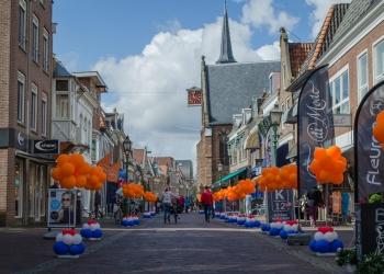 Winkelstraat het Kleine Noord. Foto Alex Gitzels