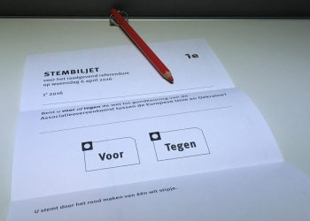 Referendum 6 april
