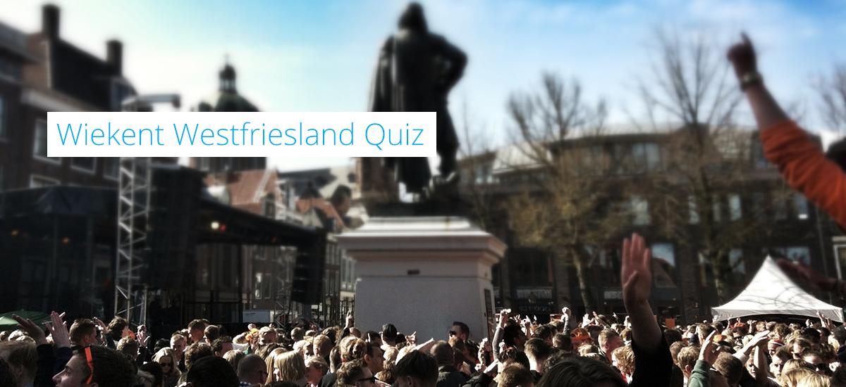 Wiekent Westfriesland Quiz April 2016