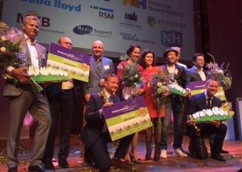 Westfriese bedrijven grijpen naast ondernemersprijzen NH