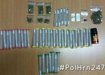 Politie treft drugs en pepperspray aan in auto op de Huesmolen