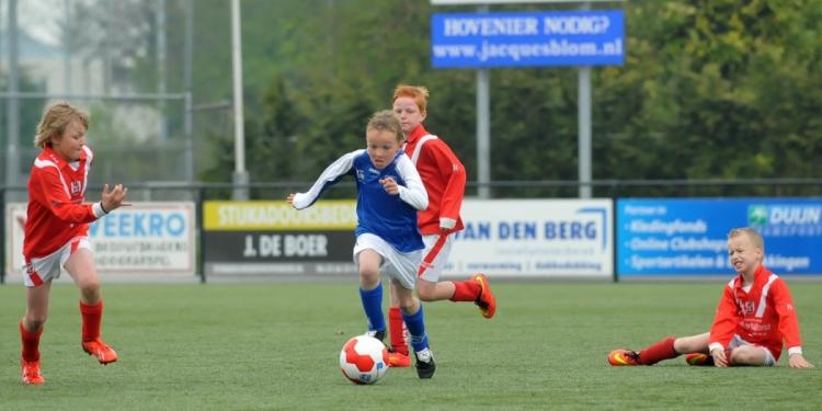 Aanduiding KNVB jeugdelftallen wordt aangepast naar leeftijd