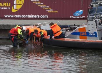 Dode man aangetroffen in Regattahaven Medemblik