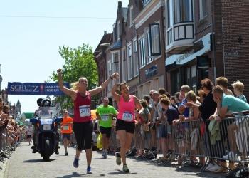 Uitslagen en 2000+ finishfoto's Marathon Hoorn 2016