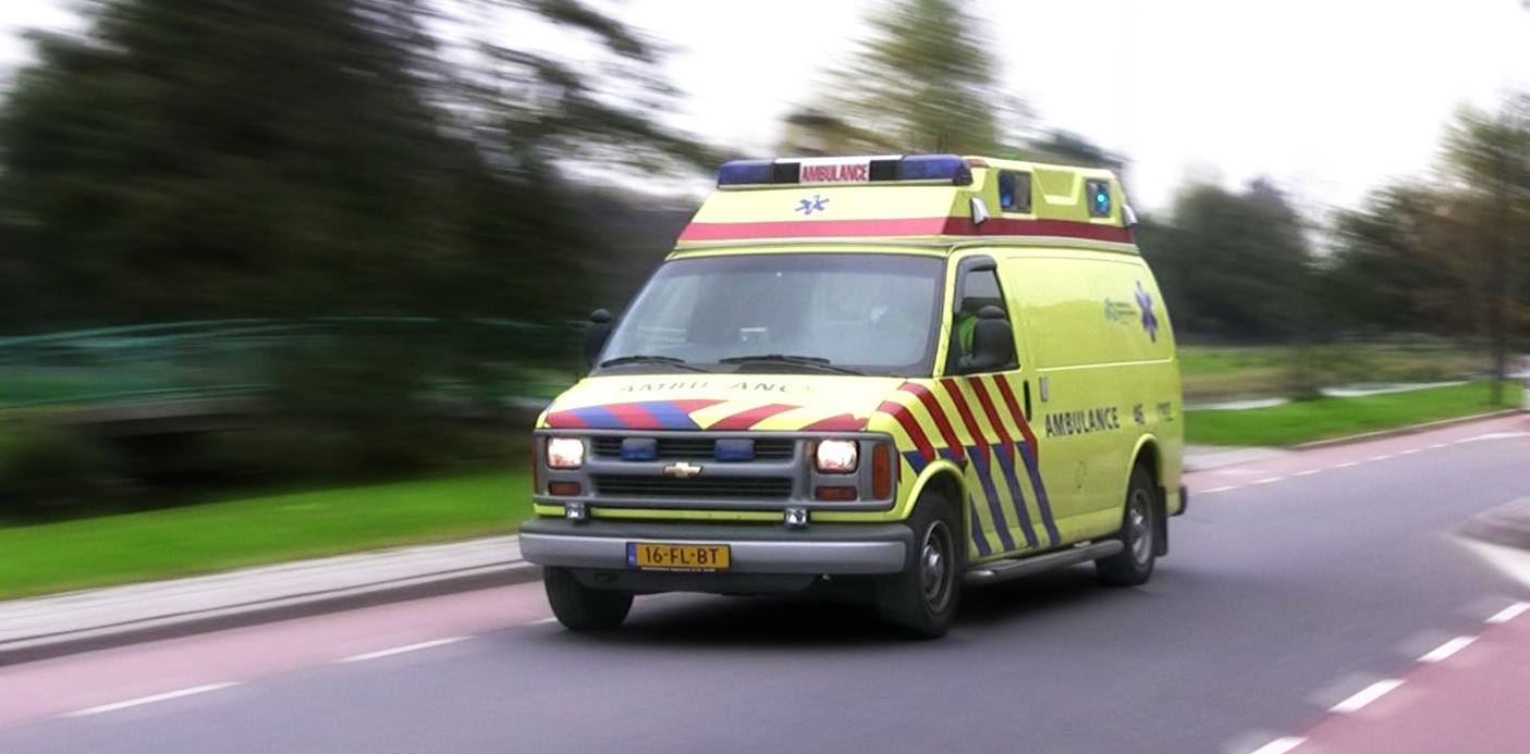 Fietser overleden na aanrijding met vrachtwagen (update)