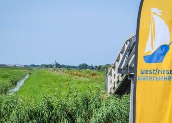 Waterweken Opmeer: Wandelen en (mee)varen bij ringvaart