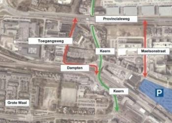 Ruim zeven ton subsidie Poort van Hoorn voor langzaam verkeer