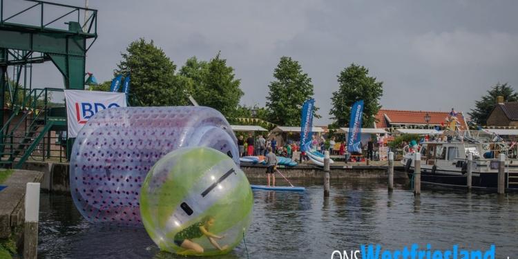 De Kolk en Overhaal centrum activiteiten Waterweek Stede Broec