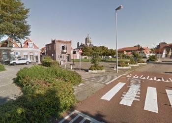 Tweede uitgang Parkeerterrein Westerdijk dicht