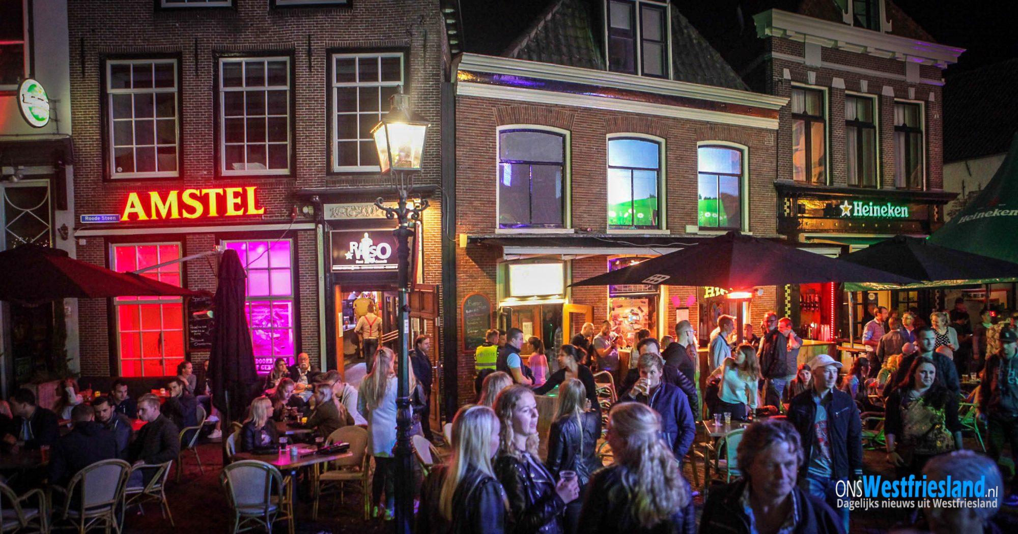 Doorbraak in Hoorn: Café the 80's mag pand Racso samenvoegen