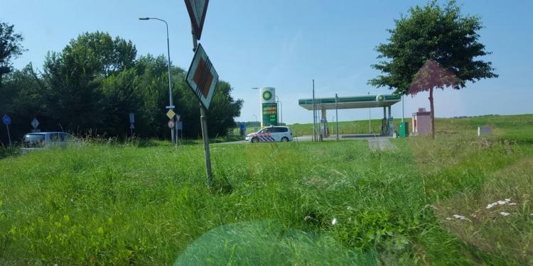 Grote politieactie in Medemblik; Arrestatie bij Deen (update)