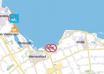 Waarschuwing voor blauwalg zwemwater Vooroever Medemblik-Andijk
