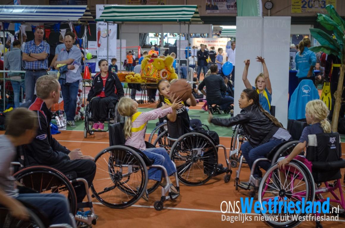 Hoorn beweegt; Actieve sportbeurs voor jong en oud