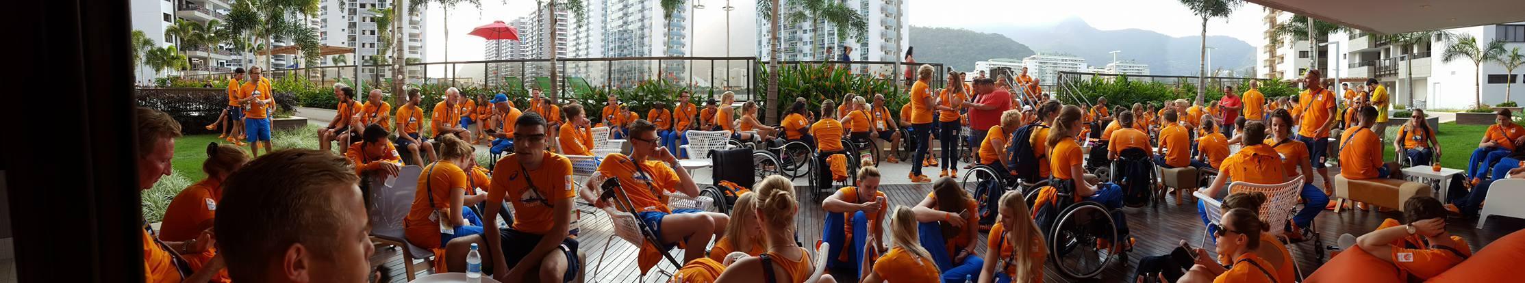 Geert Schipper verlaat Rio; 'Ooit kom ik nog een keer terug'