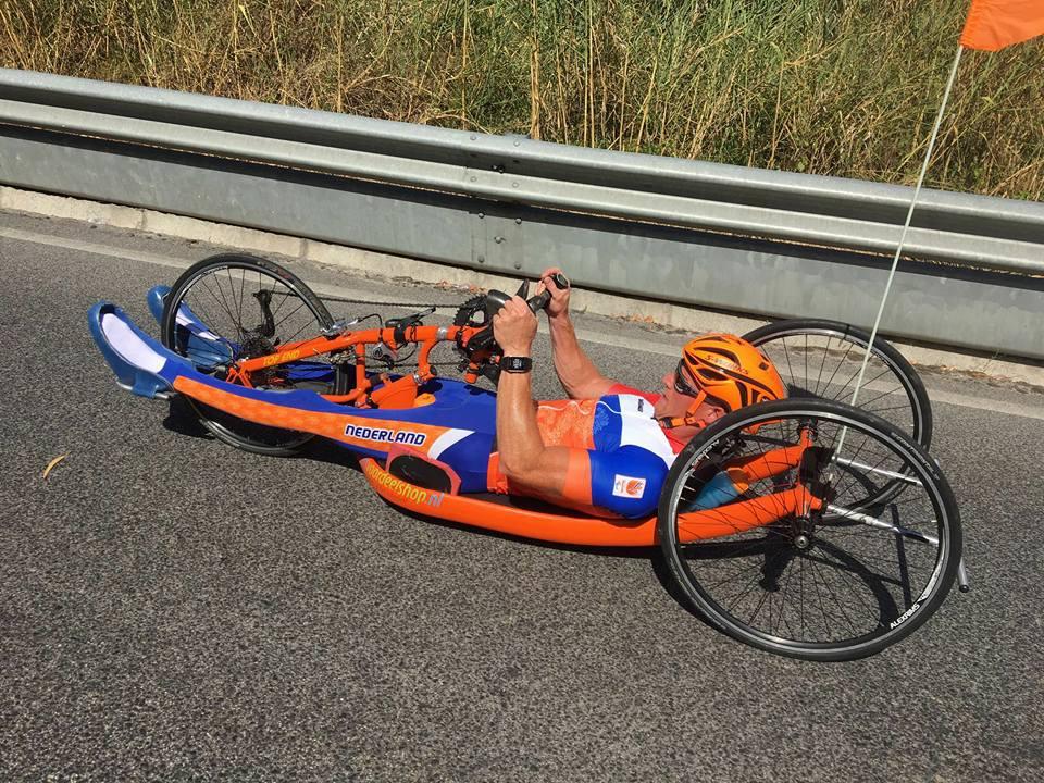 Paralympiër Geert Schipper: Dag 10 voor mijn wedstrijd