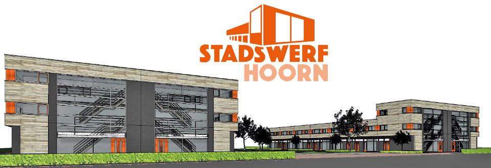 Plan bedrijfsunits Stadswerf op De Oude Veiling in Zwaag