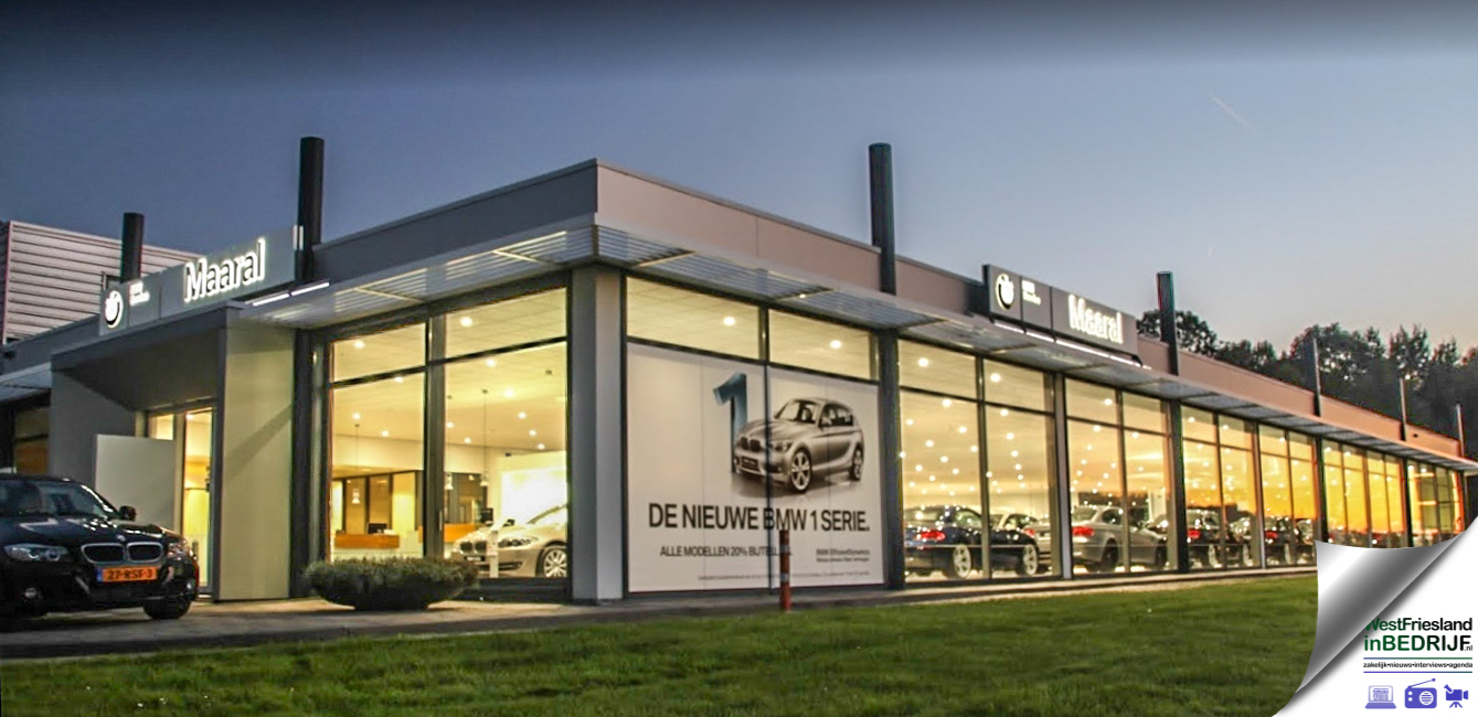 BMW dealer Maaral overgenomen door Dusseldorp Automotive