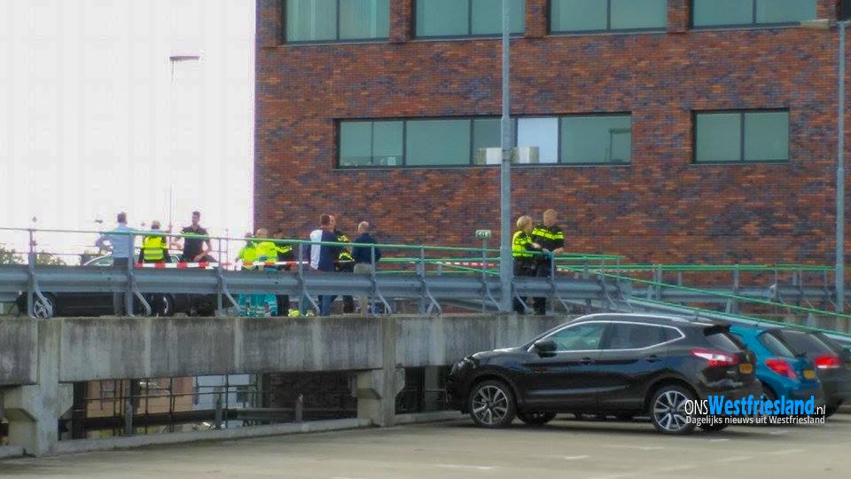Melding schietpartij Maelsonstraat Hoorn, man overleden [update]