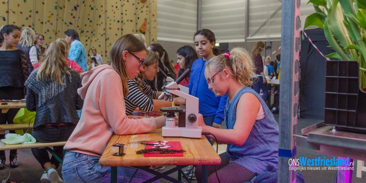Basisscholieren Hoorn maken kennis met toekomst in techniek