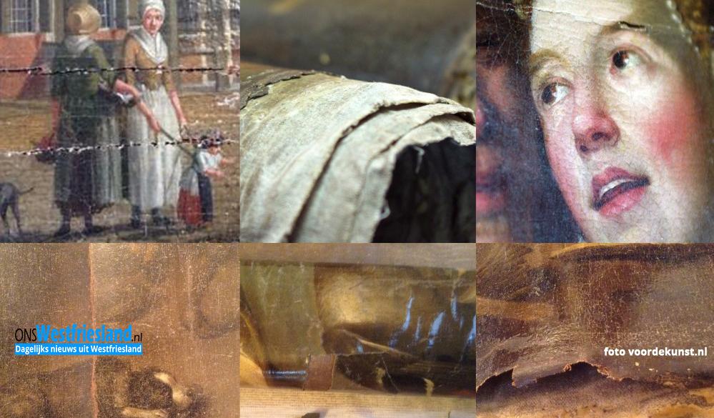 Stand: 28% kosten restauratie geroofde schilderijen gedoneerd