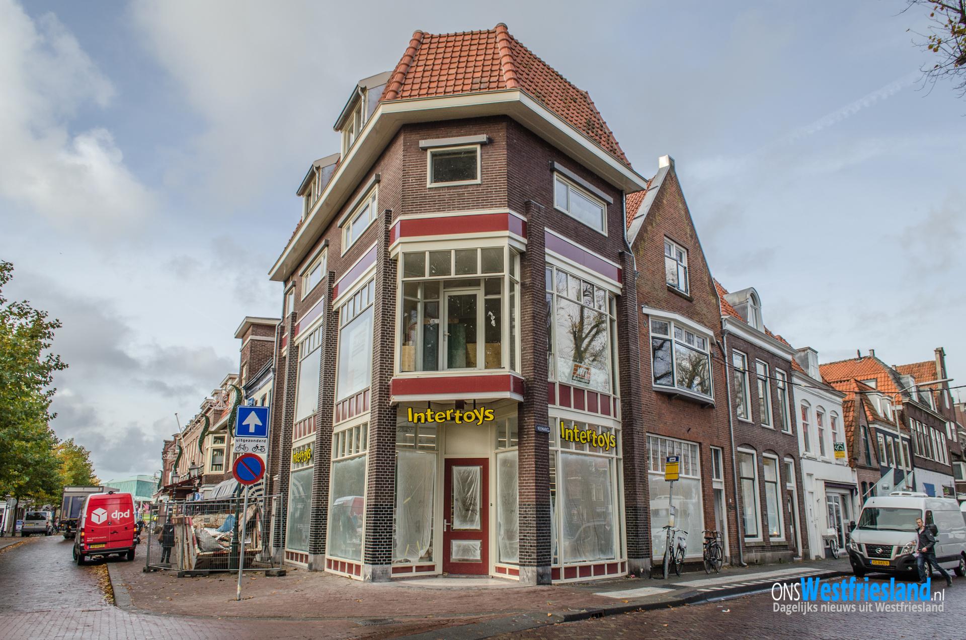 Intertoys opent 10 november proefwinkel in Hoorn
