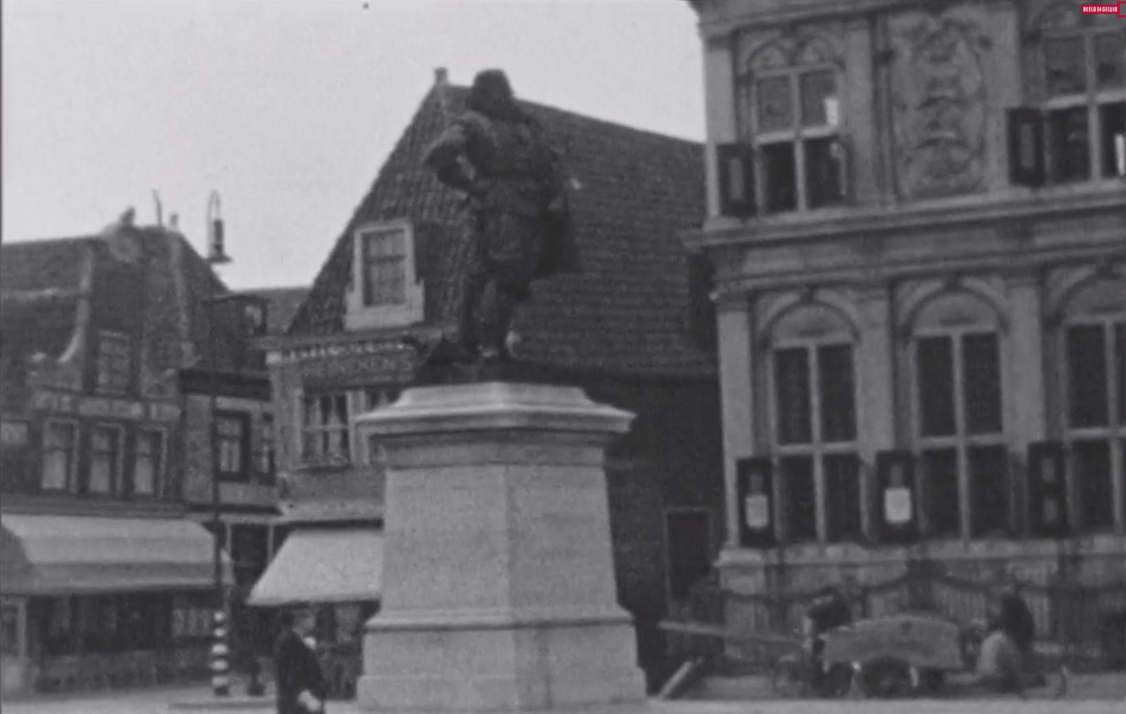 Unieke video beelden van Hoorn anno 1937