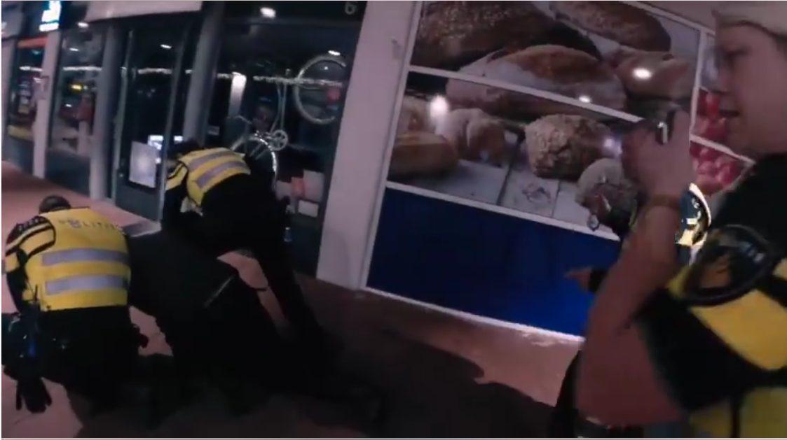 Deze mannequin challenge video van Politie Hoorn moet je zien!