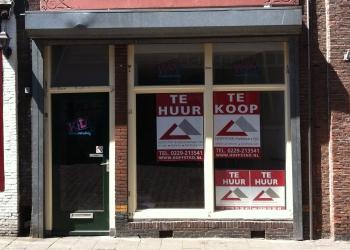 Wonen in Hoornse winkelstraten: Van leegstand naar woning