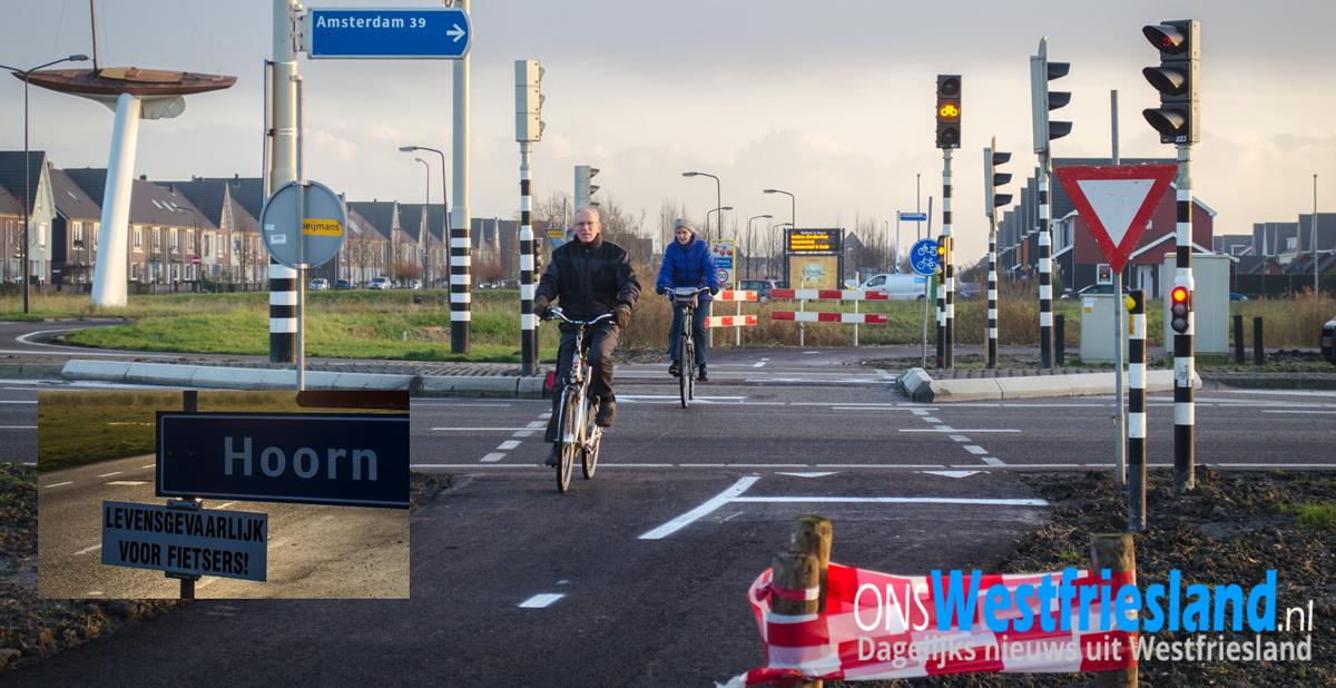 Stoplichten bij fietsoversteek De Strip, maar verder 'levensgevaarlijk'