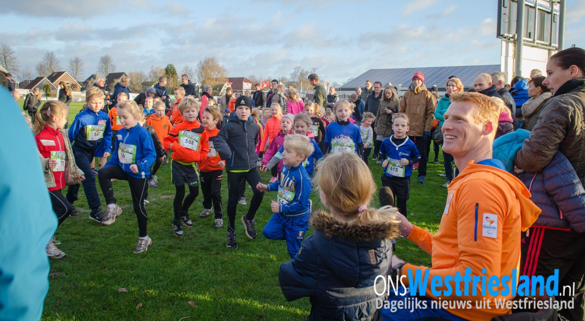 Uitslagen, foto's en video's van een geslaagde Kerstcross Opmeer 2016