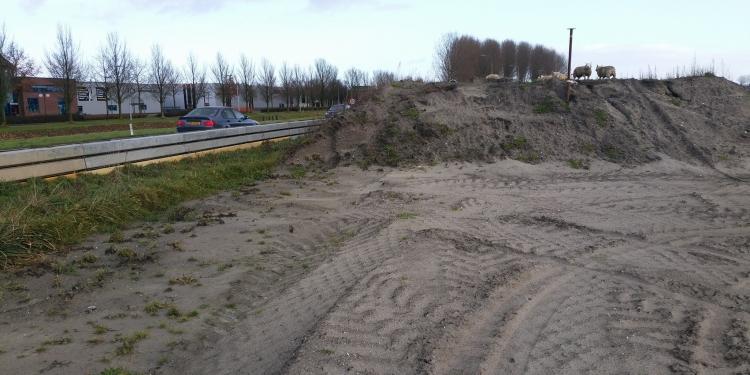 Politie verijdeld 'ontsnapping' op en over N23 Westfrisiaweg