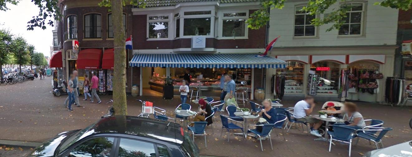 Viswinkel Hoogland: 'Wij zijn geen Hoogland Vis'