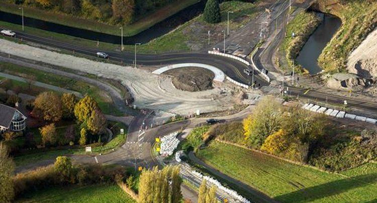 Heijmans start met kleinere afgesproken deelprojecten N23 Westfrisiaweg