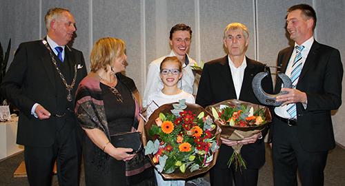 10-jarige Tess van der Himst Sporter van het jaar in Koggenland