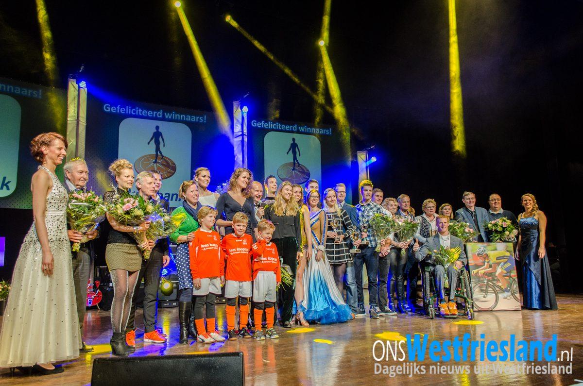 Irene en Simon Schouten pakkentitel topsporters West-Friesland
