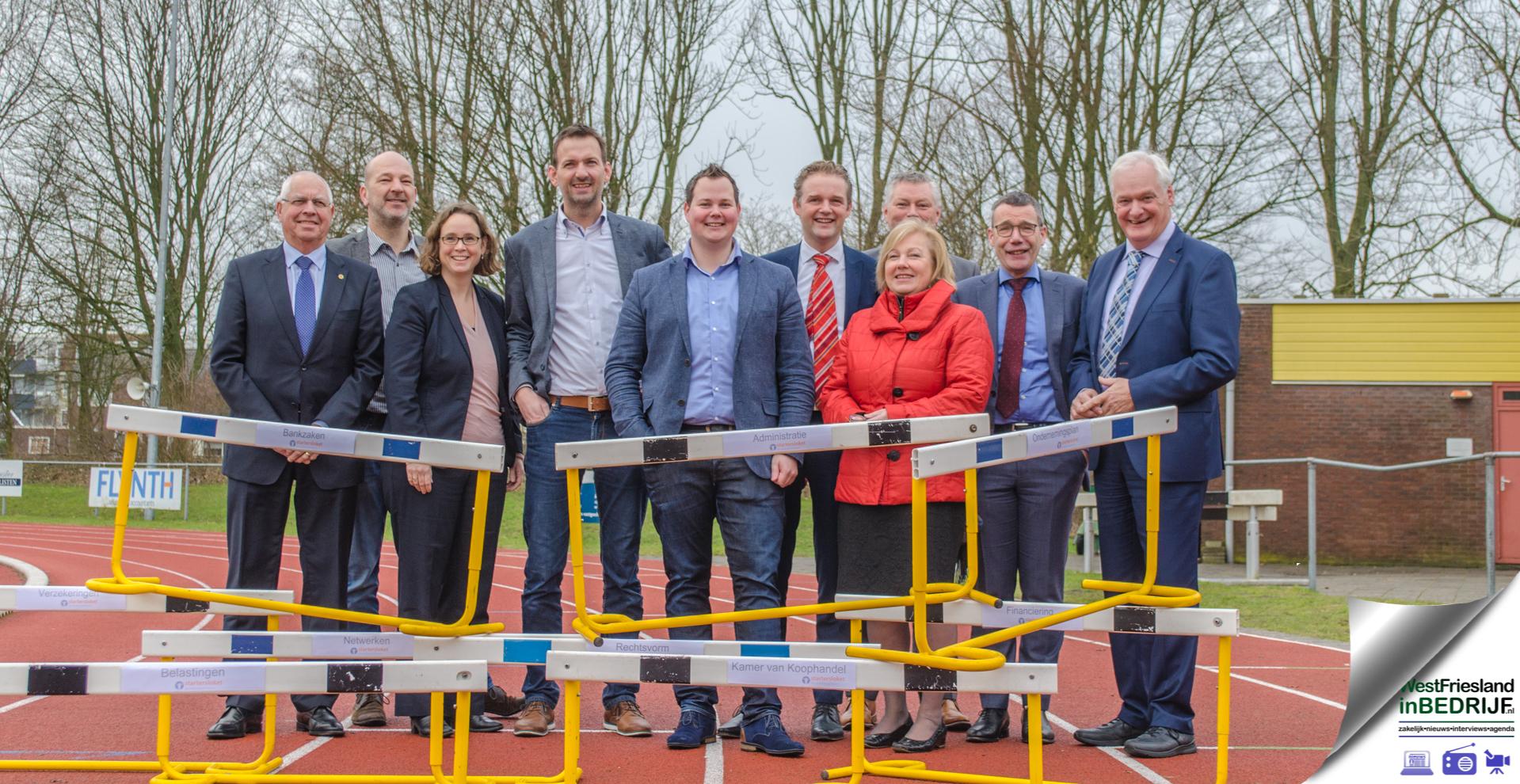 Startersloket West-Friesland officieel van start