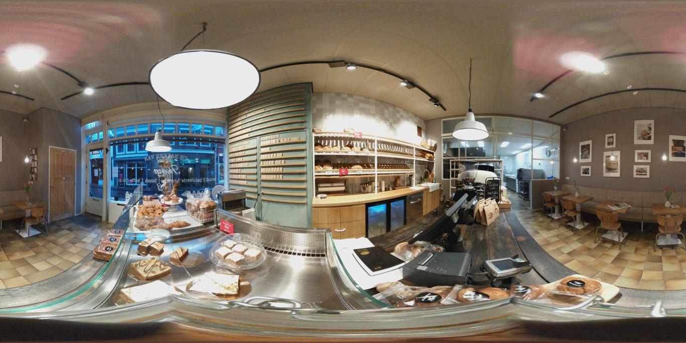 Hoorn stelt 15.000 euro beschikbaar voor 360 graden winkelvideo's