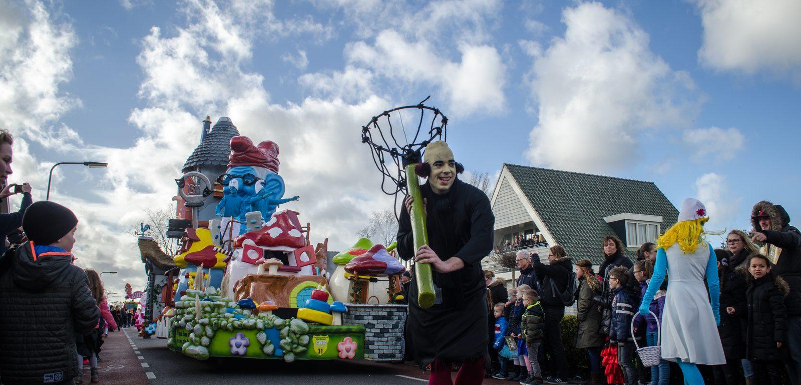 Optocht en prijsuitreiking Carnaval Zwaag via OnsWestfriesland
