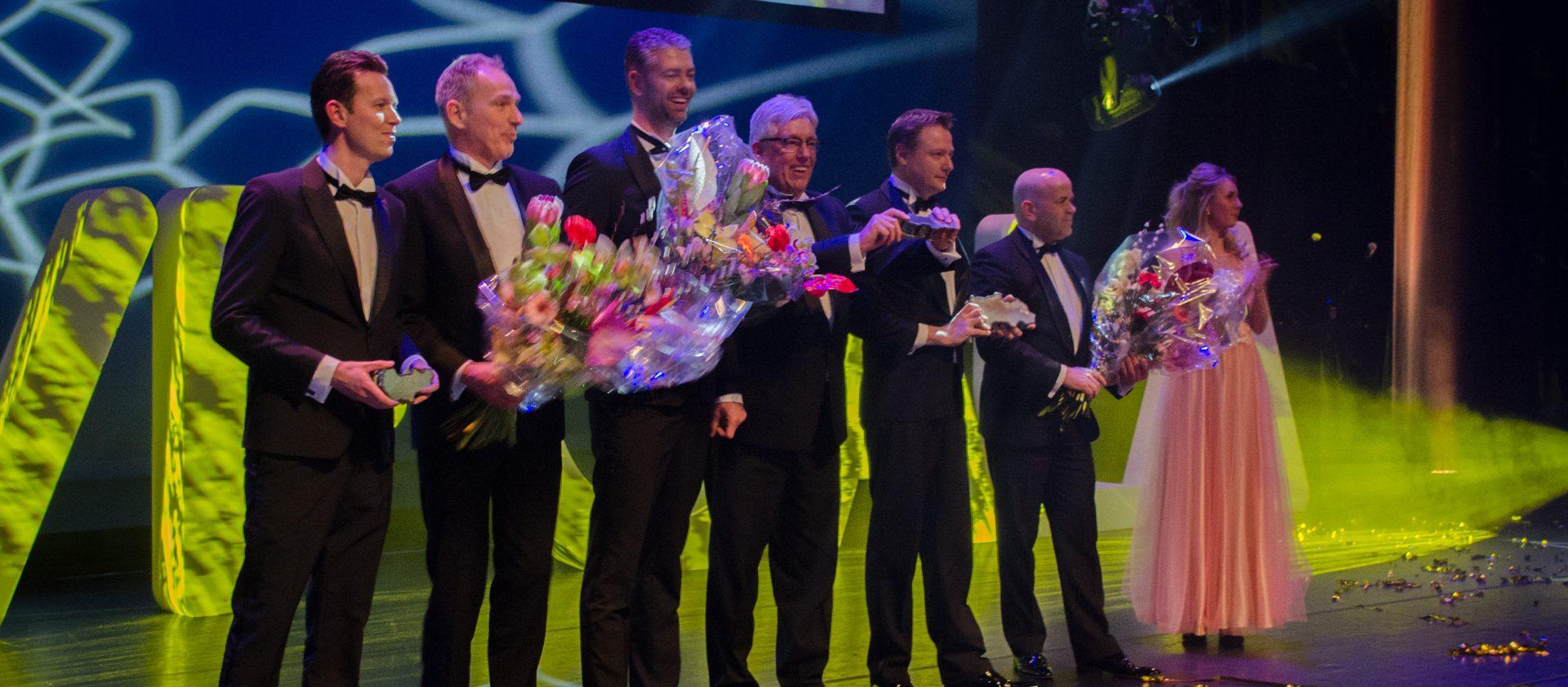 Ondernemersprijzen Westfriesland uitgereikt tijdens ondernemersgala