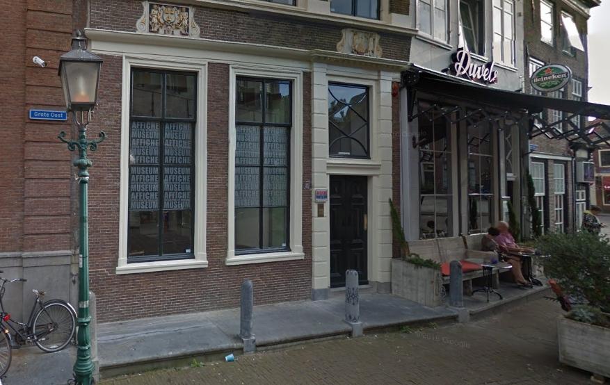 Hoorn: 'Subsidie Stichting AfficheMuseum beëindigd'
