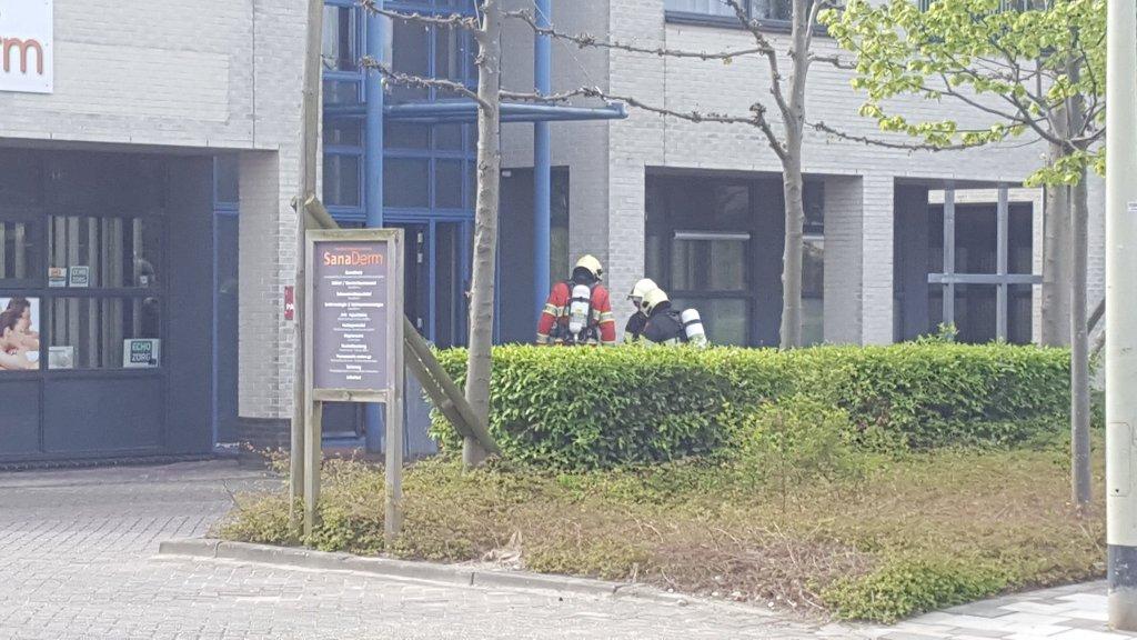 Brand in kantoorpand Geldelozeweg Hoorn (update)