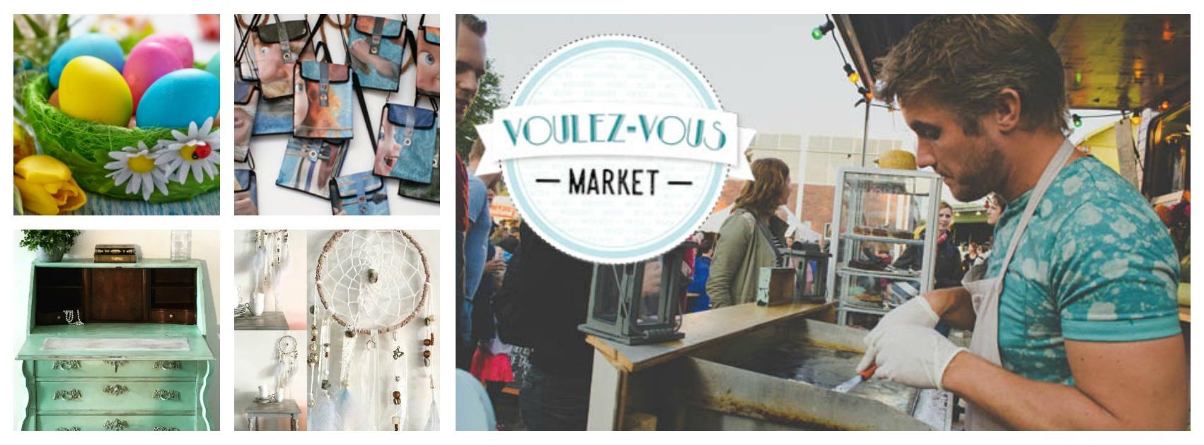 Voulez-Vous Market met Pasen bij Philipsfabriek Hoorn