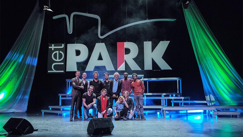 Nieuw seizoen Het Park; Bekende namen en nieuw talent