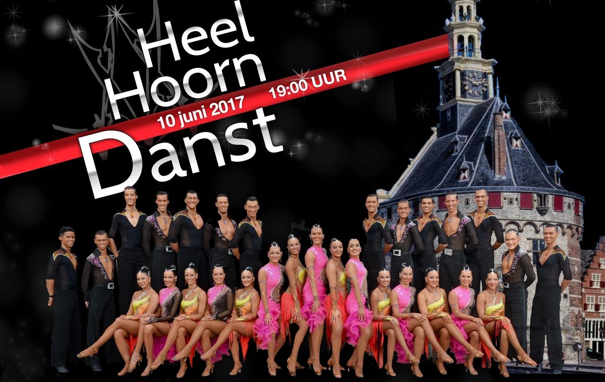 35-jarig Double V viert feest met 'Heel Hoorn Danst'